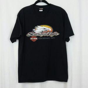 Harley-Davidson Screaming Eagle Parts Tshirt